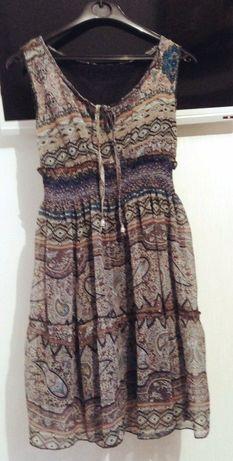 Платье шифон/легке плаття