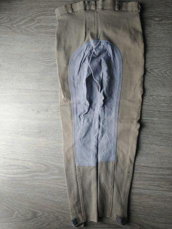 spodnie bryczesy konne r. xs