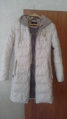 Куртка зимняя женская б/у