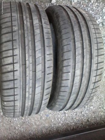 Vendo pneus 225/45R17 Michelin/Continental/Bridgestone
