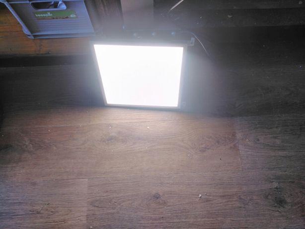 Panel sufitowy LED lampa oświetlenie