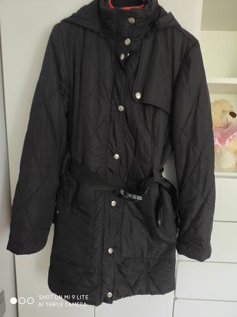 Płaszcz zimowy ocieplany pikowany Tom Tailor