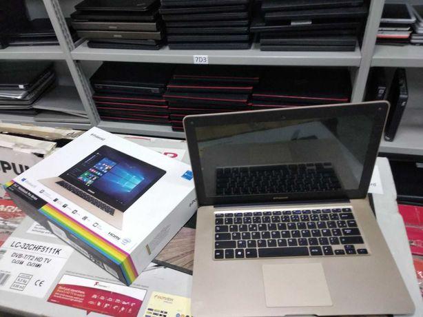 Ноутбук тонкий легкий компактный для работы в офисе школы учебы ютуба