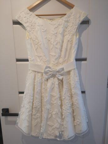 Sukienka dla panny młodej na poprawiny, przebranie ala Lou