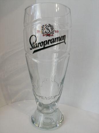 Пивной бокал Staropramen 0,5 л