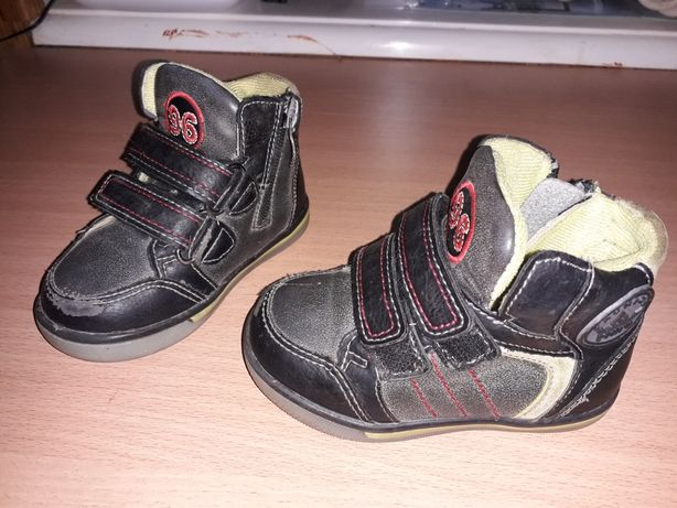 Хайтопы кроссовки для мальчика
