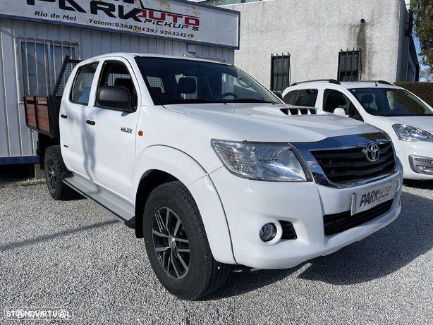 Toyota Hilux 2.5 D4d 4x4 144cv