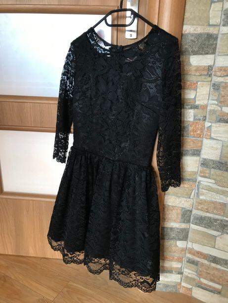 Sukienka wieczorowa, na wesele rozmiar 36 S