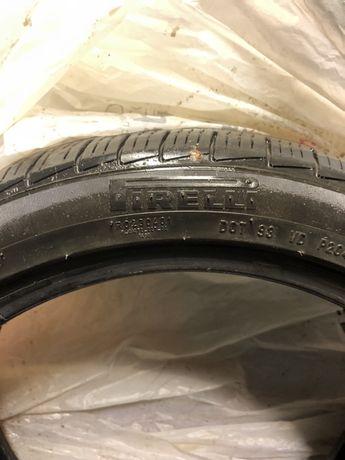 Резина Pirelli 245/40/18 всесезонная 4 шт
