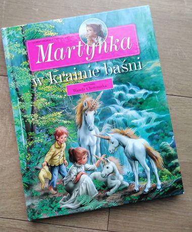 Marynka w krainie baśni - zbiór 8 opowiadań