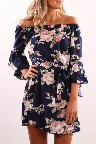 Sukienka XL hiszpanka