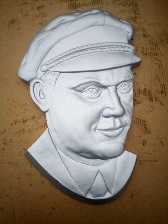 Antyk z PRL portret komunisty