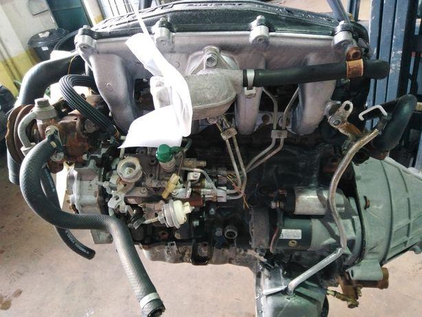 Motor Isuzu 4ja1