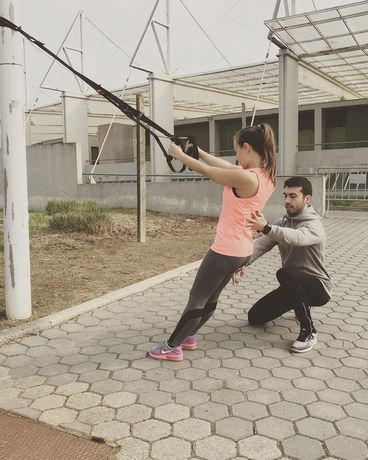 Personal Trainer - Ginásio/Outdoor