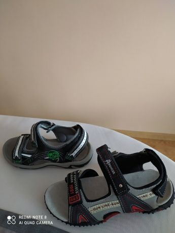 Sandały chłopięce r.36