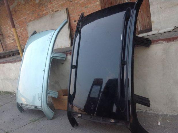 крыша потолок четверть порог зад телевизор Hyundai Matrix 01-10razbor