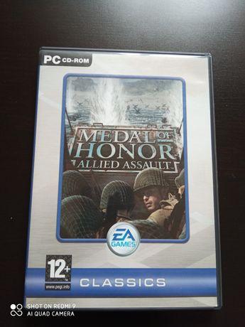 Gra komputerowa MEDAL OF HONOR Allied Assault