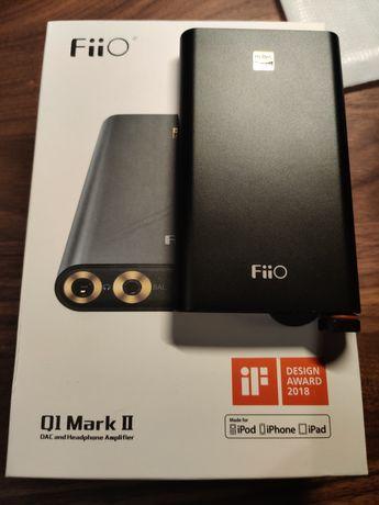 Fiio Q1 Mark II DAC/AMP