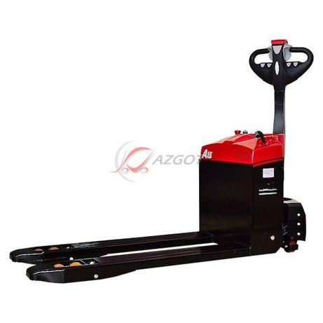 Wózek elektryczny paletowy 1500 kg