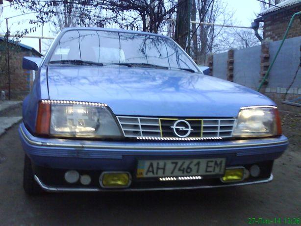 Opel Rekord универсал