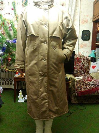 Пальто весна-осень новое женское размер 48-50