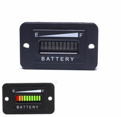 Wskaźnik naładowania baterii 10 segmentowy 48V