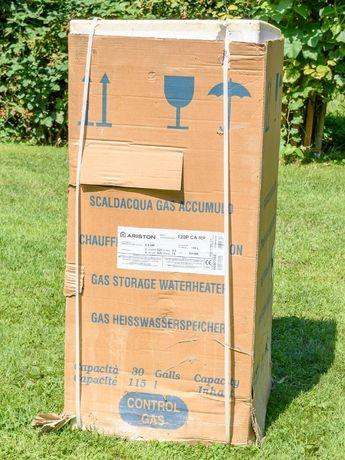 Gazowy podgrzewacz wody Ariston 120P CA RP