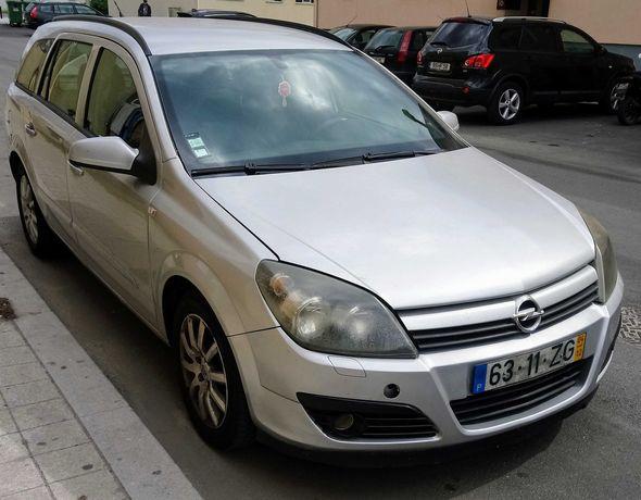 Opel Astra 1.7 cdti troca