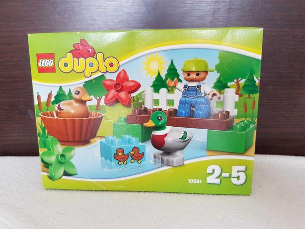LEGO DUPLO 10581, KACZKI, używane, w pudełku