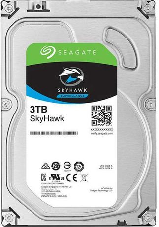 Seagate SkyHawk/Barracuda Compute HDD 3-4TB