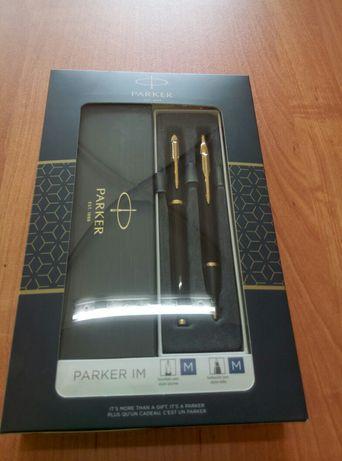 Parker pióro plus długopis komplet