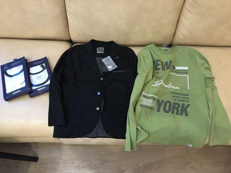 Одежда для мальчика р.128-134