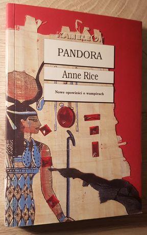 Książka Anne Rice Pandora