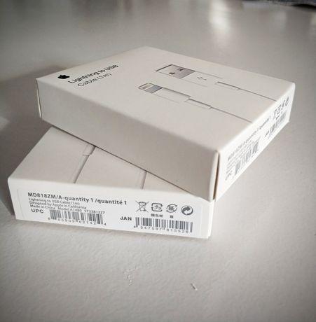 Kabel ładowarka do iPhone. Oryginalny produkt.