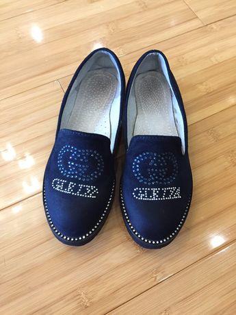Обувь туфли для девочки для школи туфлі взуття для дівчинки