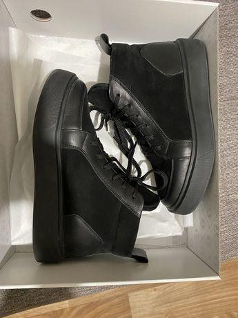 Ботинки Кеды (зимние)