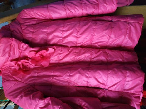Деми куртка для девочки.