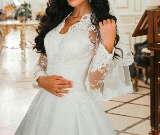 Свадебное платье Kate Middleton