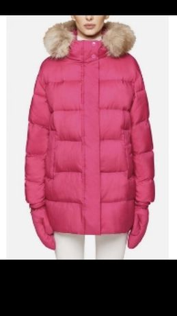 Geox женская куртка , пуховик 40 размер