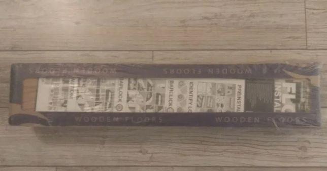 Deska drewniana barlinecka BARLINEK Advance line OAK Dąb Lacquer Famil