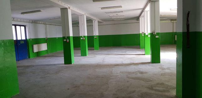 hala przemysłowa 650 m2 Ustroń przy trasie Katowice -Wisła