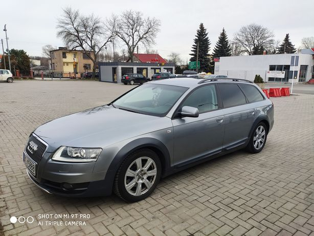 Audi A6 C6 Allroad 3.0 TDI manual!!!