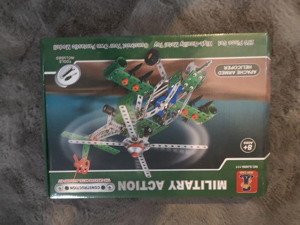 Nowy helikopter do słożenia samemu z metalowych części