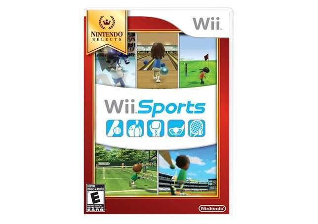 Wii - Jogo Wii Sports