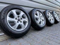 "NOWE OPONY Oryginalne Felgi Koła Borbet 15"" Audi Skoda Seat Volkswagen"
