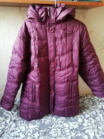 Продам куртку осень-весна для женщины