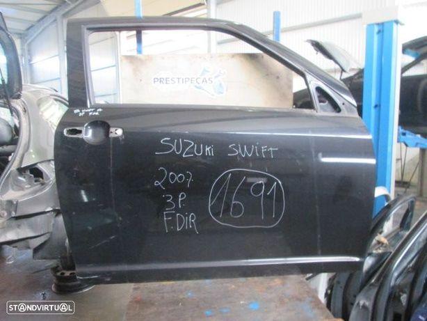 Porta POR1691 SUZUKI / SWIFT / 2007 / PRETO / FD / 3P /