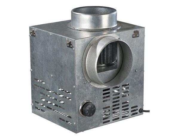 Вентилятор каминный высокотемпературный КАМ125