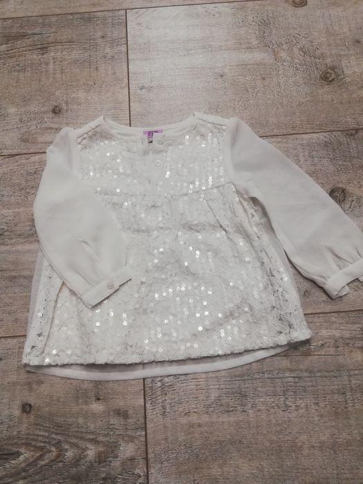 Elegancka bluzka bluzeczka na święta Orzech - image 1