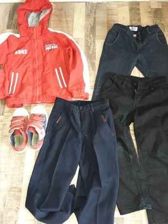 Комплект одежды-Ветровка,кеды, брюки, штаны, ботинки